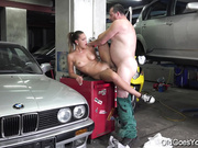 Car mechanic proves he is talented at many things