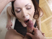 BIG ASS GETTING FUCKED FROM BEHIND AND GAPING OPEN