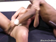 This is Laela Pryce's FIRST EVER Interracial