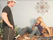 Facesitting Tug Job Punishment