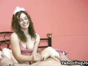 Natalie Loves Cum