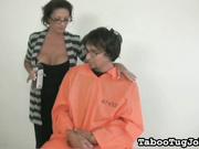 Prison Hand Job Torment