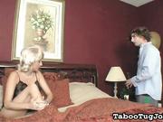 Stepmom Punishes Peter