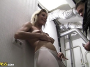 Very horny girl video with crazy action