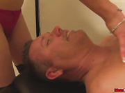Amber, the dominant masseuse