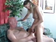 Daughter Was In Desperate Need Of Daddys Cum