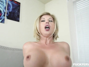 Morning Wood For STEPMOM Amber Chase