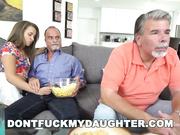DON'T FUCK MY DAUGHTER - Glen Woodview Fucks His Buddy's
