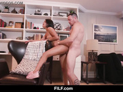FILF - Katya Rodriguez Father's Day Fuck With Bestie's Dad