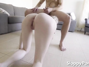 Skinny anal young slut Lexi Lore