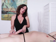 Orgasm control with Mrs. Candi