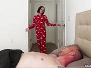 Alyssa Hart - She Made Him Cum