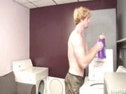 Hailey and Barbie Get Sprayed