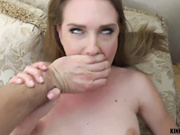 Stepsis obsessed with my dick 3