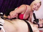 Goddess Brianna Dominates Him
