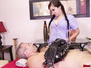 Annika Eve: Denied Orgasm