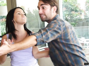Couple fighting and fucking