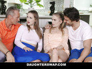 Daughter Pussy Swapping Party