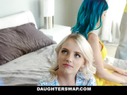 A Secret Nude Daughter Party